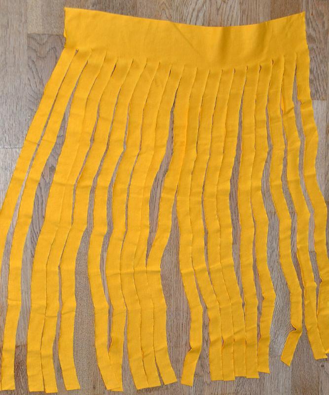 textilgarn anleitung t shirt garn selber herstellen aus alten kleidungsst cken. Black Bedroom Furniture Sets. Home Design Ideas