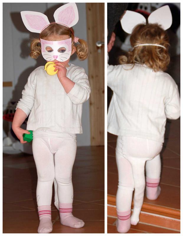 Kostum Fur Katzen Verkleidung Zum Fasching Basteln