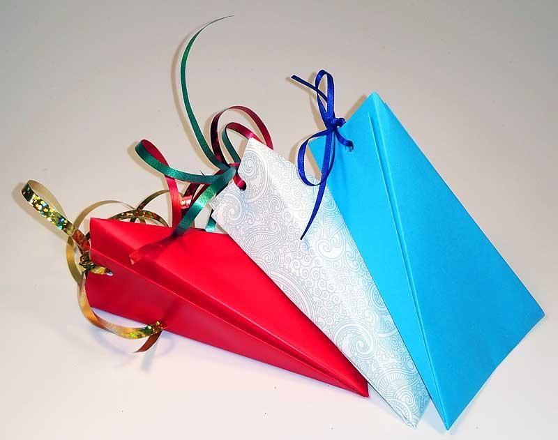 Beliebt Origami Schachtel: Ausgefallene Geschenkverpackung selber basteln QW78